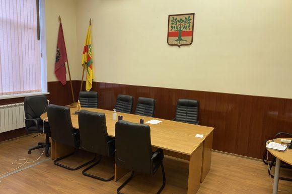 Анонс заседания Совета депутатов 13.04.2021